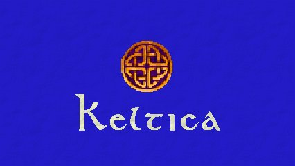 Keltica caption - Gaelic