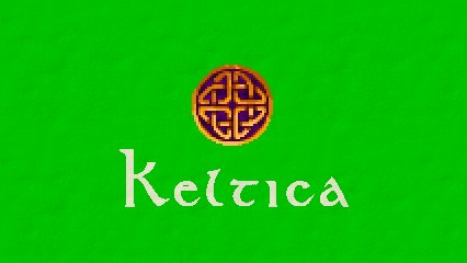 Keltica caption - Irish