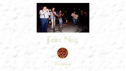 Keltica programme caption - 'Fest Noz'