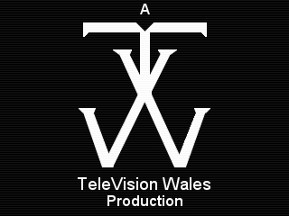 Television Wales 1968 production slide