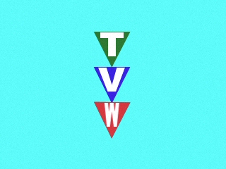 Television Wales 1979 ident - Frame 6