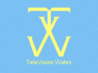Television Wales 1970 second colour ident