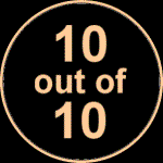 Button saying '10 Out Of 10'