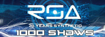 RSA logo for edition 1000, designed by Sean Waters