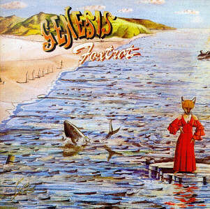 Cover of 'Foxtrot' by Genesis