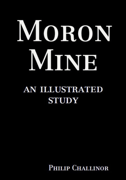 Cover of 'Moron Mine' by Philip Challinor'