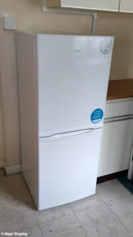 Photo of another fridge-freezer