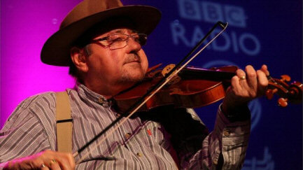 Photo of Dave Swarbrick