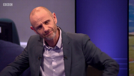 Picture of BBC's Evan Davis